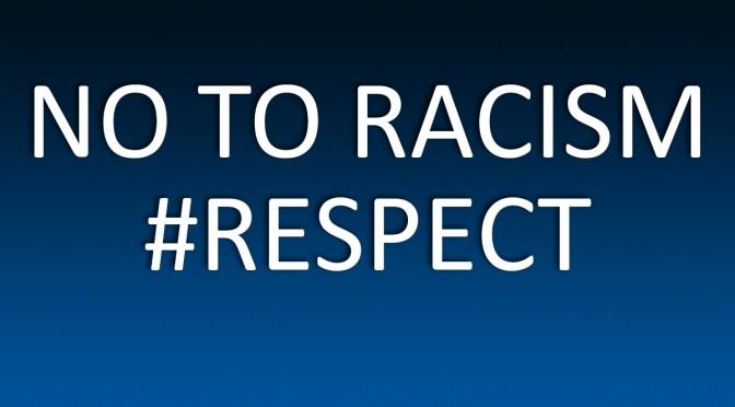 Der FC Uppercut sagt NEIN zu Rassismus