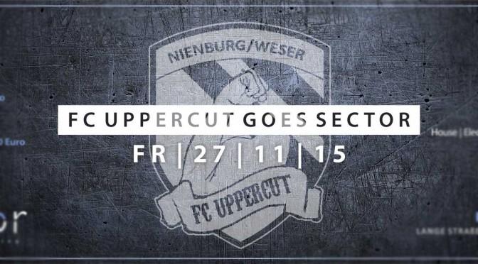 FC UPPERCUT GOES SECTOR
